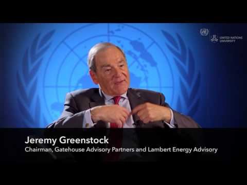 The Role of the UN in a Fragmenting World, a Conversation with Sir Jeremy Greenstock