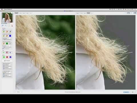 Topaz ReMask 3 Hair Tutorial