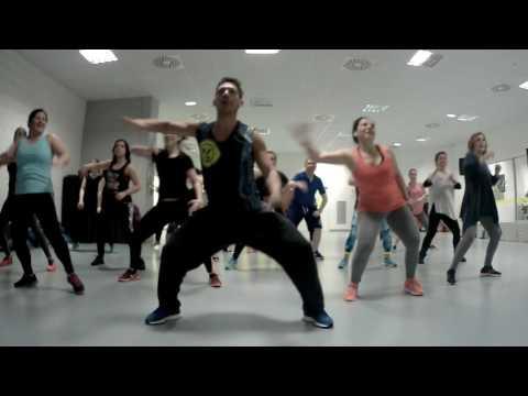 Cali Y El Dandee   Lumbra ft  Shaggy zumba  choreo Emanuel