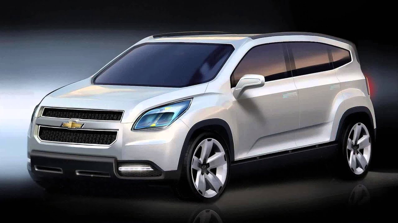 chevrolet orlando 2015 model - YouTube