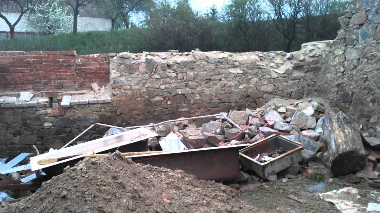 Jak opravit kamennou zeď