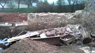 nová zakázka,oprava kamenné zdi