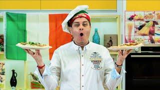 Nejlepší recept na pizzu s Majklovo 3 nejoblíbenější pizzy