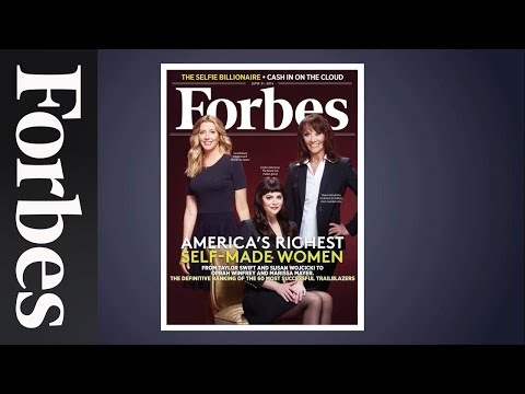 Inside The Issue: America's Richest Self-Made Women (2016) | Forbes