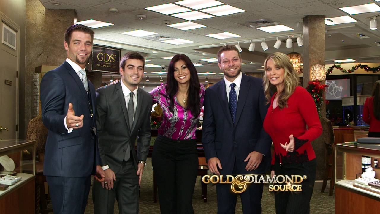Proud to have our family work at Gold & Diamond Source ...