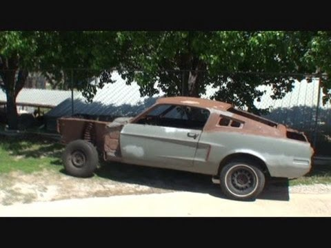 1968 Ford Mustang Gt Fastback Complete Restoration From