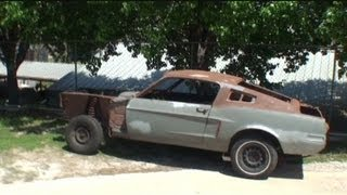 1968 Ford Mustang GT Fastback-Complete Restoration From Start To Finish