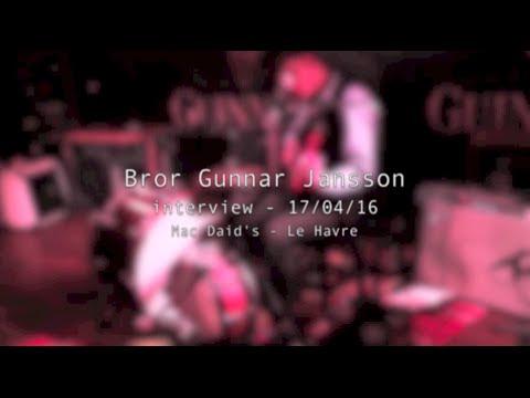 Bror Gunnar Jansson - Interview  (L'Aguicheuse)