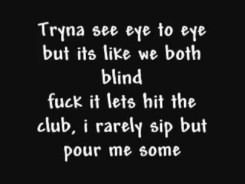 Chris Brown ft. Tyga and Kevin - Dueces (lyrics).flv