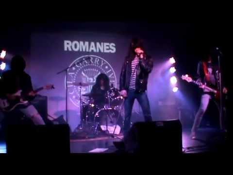 Romanes (Ramones tribute) - Live at RoHAM 12/13/2014 (incomplete)
