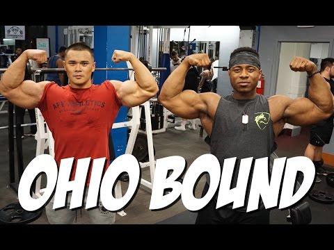 Ohio Bound | Powerhouse Gym