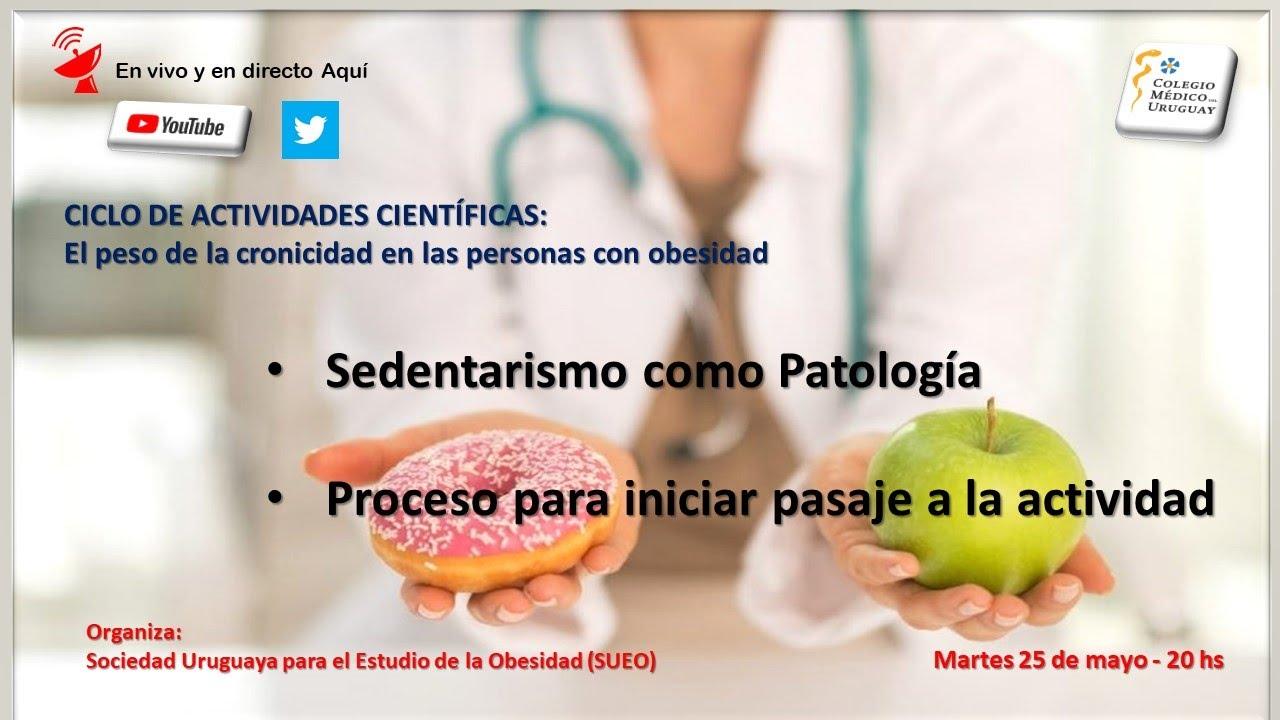 Download Ciclo de SUEO 2021: El peso de la cronicidad en las personas con obesidad 2º modulo (25/5/ 2021)