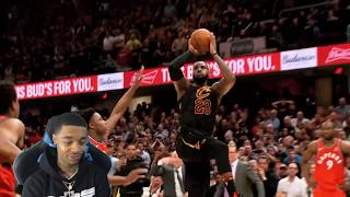 FlightReacts LeBron James' Best Plays Of The Decade!