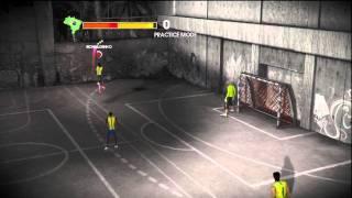 FIFA STREET 3 - PRACTICE