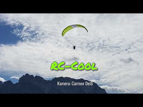 "RC Paraglider Hacker / Para-RC ""RC Cool 1.7"""