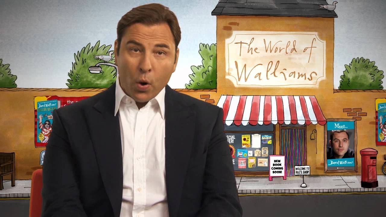 David Walliams - The World of Walliams Introduction - YouTube