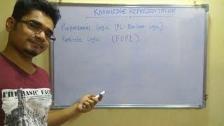Artificial Intelligence Tutorial #4: Knowledge Representation