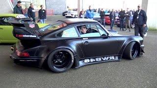 RWB RAUH-Welt BEGRIFF Porsche 964 Widebody