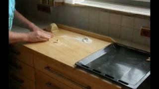 Vanille Kipferl Vanilla Croissant