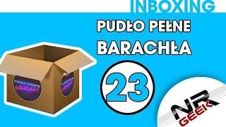Pudło Pełne Barachła #23 - lipiec 2018 - Inboxing #23