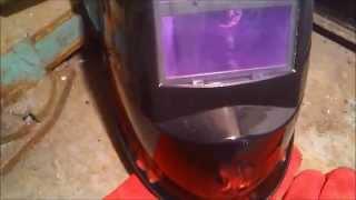 Маска сварщика хамелеон wh 711 пламя обзор(Хамелеон сварочная маска обзор + сравнение + аксессуары., 2015-02-27T05:41:16.000Z)