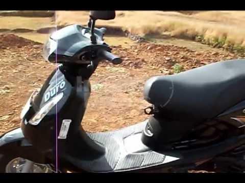 Mahindra UZO 125 Walkaround Review