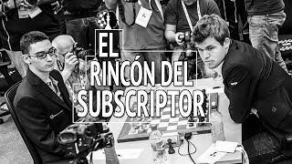 El rincón del subscriptor #18
