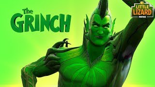 The GRINCH who STOLE CHRISTMAS - Fortnite #1