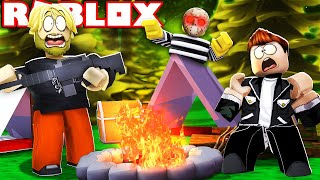 I FOUND OUT WHO THE KILLER WAS! 😱 * ALL ENDINGS *:: Roblox Camping 2