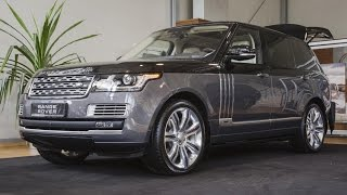 Range Rover SV Autobiography Walk-around AutoBlog.MD