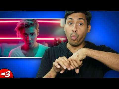 Justin Bieber - What Do You Mean? // COMEDIANS ON