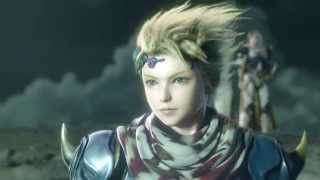 FINAL FANTASY IV: THE AFTER YEARS INTRO TRAILER