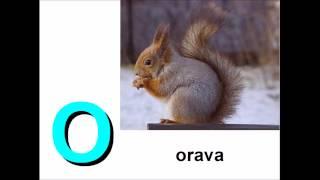 Eläinaakkoset - Finnish Animal Alphabet