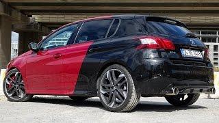 Peugeot 308 GTi | V-LOG