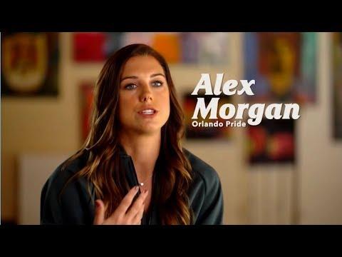 "Alex Morgan EXCLUSIVE: ""I Wanna Hoist Championship Trophy"" (Pre-Match ORL-P v. POR) - 10-7-17"