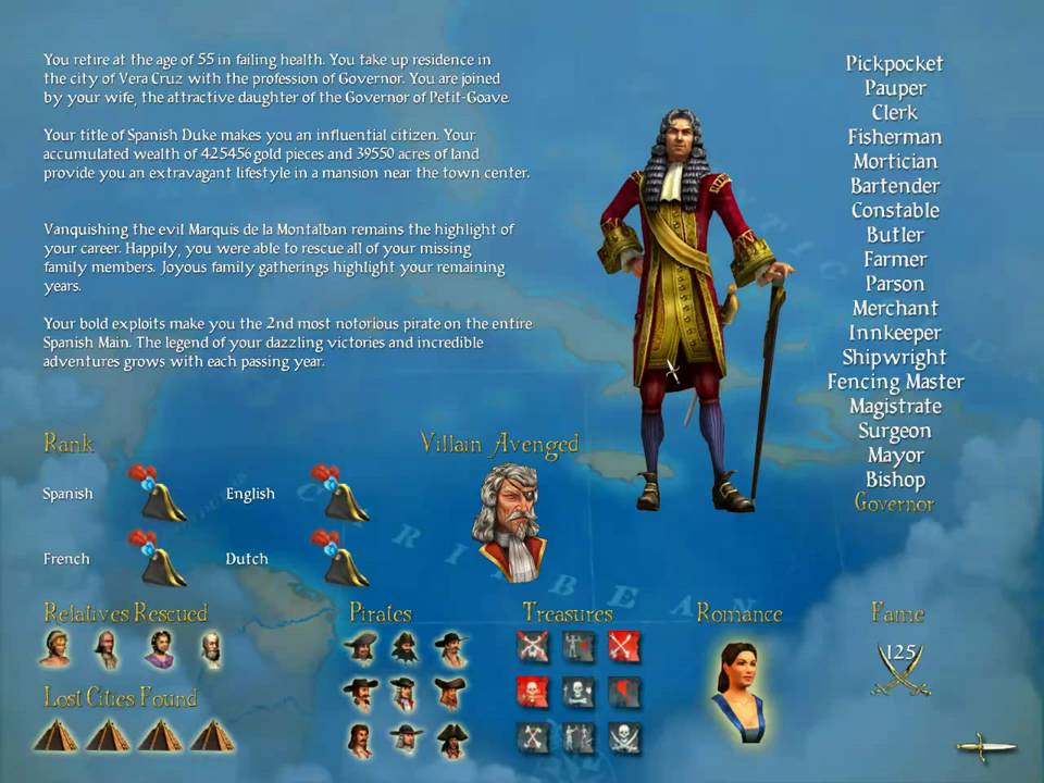 sid meier pirates