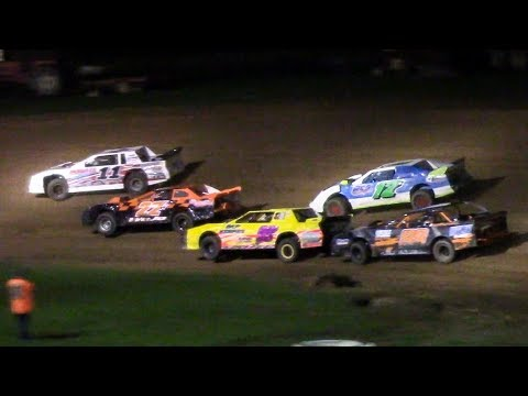 Street Stock Heat Three | McKean County Family Raceway | 9-28-18