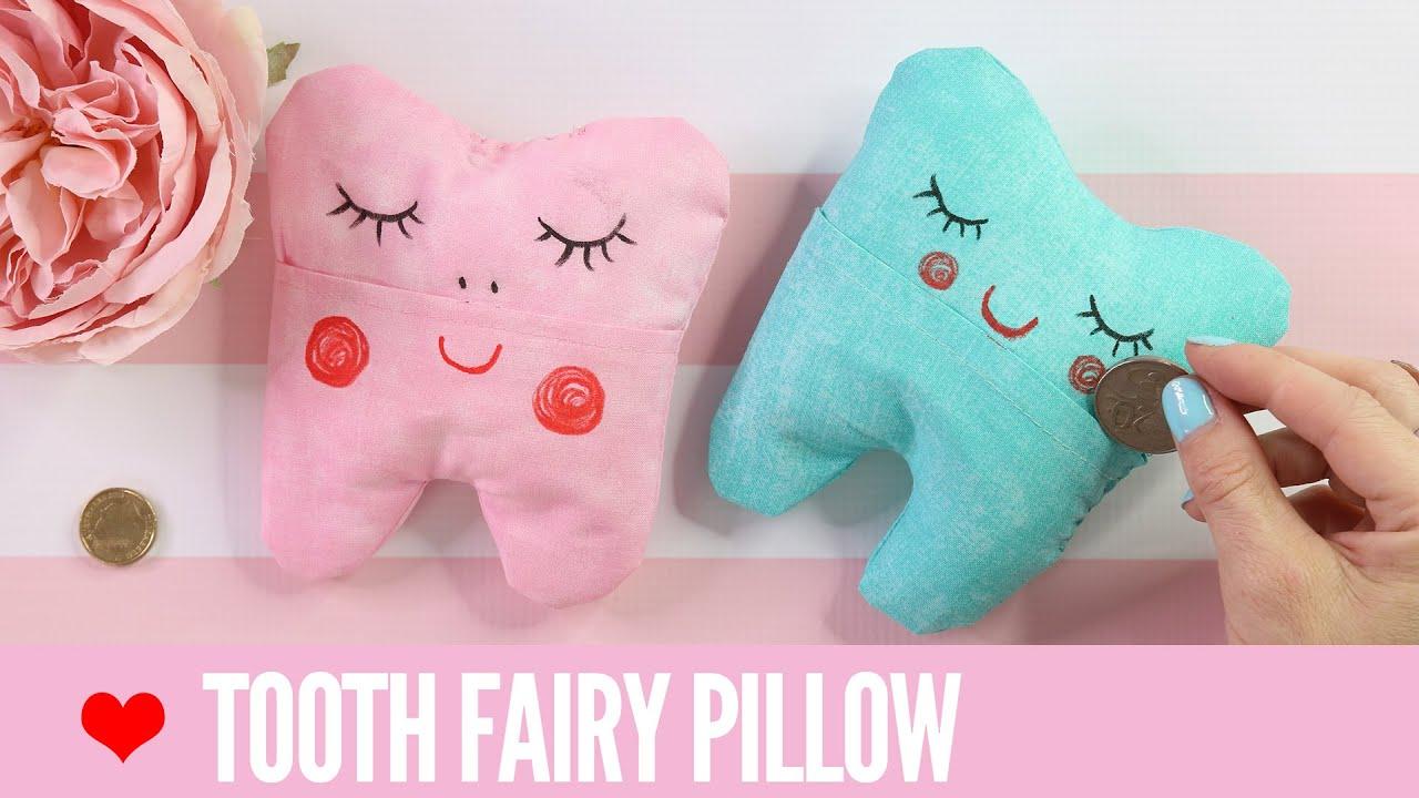 Crochet Tooth Fairy Pillow/ Amigurumi Tooth/ Tooth Fairy   Etsy   720x1280