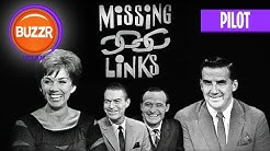 FULL LENGTH PILOT Missing Links 1963! | BUZZR