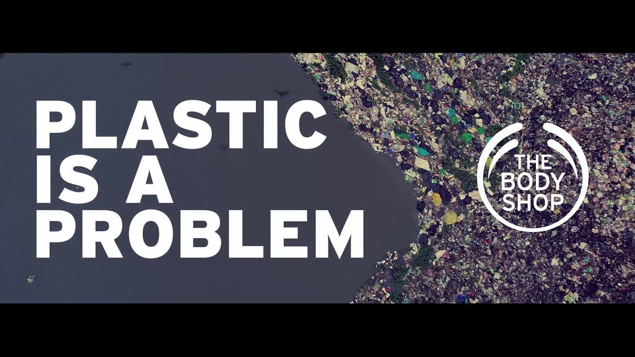 How We're Helping To Tackle Plastic Pollution - The Body Shop UAE