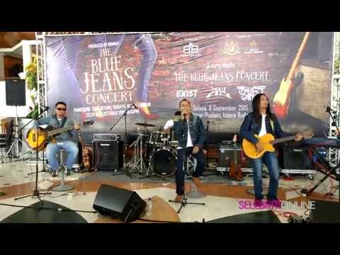 Masih Terserlah Ayumu - Exist (The Blue Jeans Concert)