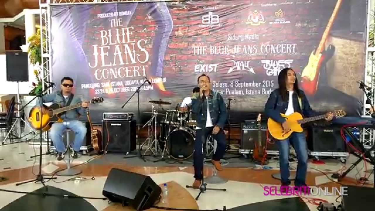 Download Masih Terserlah Ayumu - Exist (The Blue Jeans Concert)