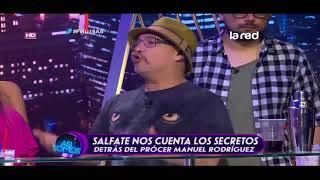 Salfate entregó detalles de la vida de Manuel Rodríguez