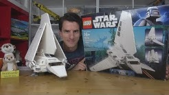 Das coolste Star Wars-Set! LEGO® 10212 - Imperial Shuttle UCS