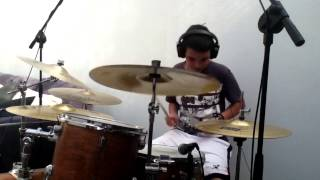 Journey - Dont Stop Believing Drum Cover (Rock Of Ages Version)