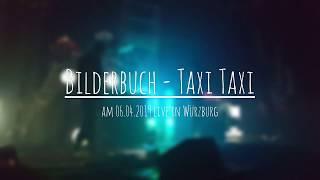 Bilderbuch - Taxi, Taxi und LED go LIVE (06.04.2019 Posthalle Würzburg) TOURAUFTAKT