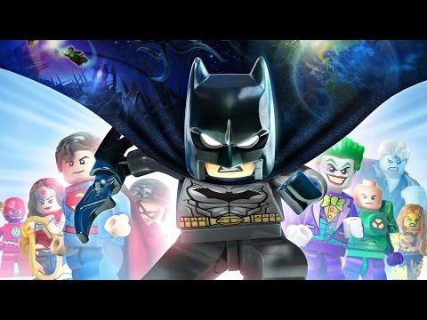 Лего бэтмен 3 мультфильм смотреть на русском