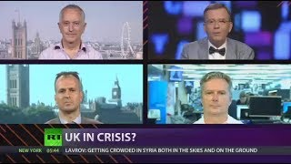 Is the UK in crisis? In the wake of a series of deadly terrorist at...