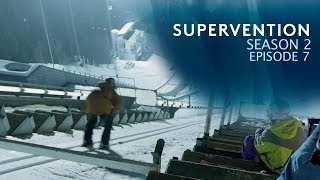 The Making of Supervention - S2:E7 - Never Been So Scared - Jesper Tjäder, Anders Backe [HD]