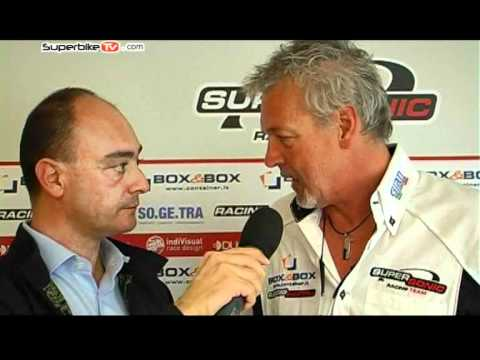 SuperbikeTV: Interview to Stefano Tacconi  [Parma, 11h April, 2011]
